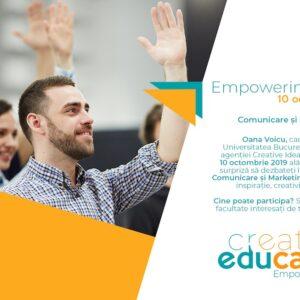 Empowering Minds – Comunicare și Marketing