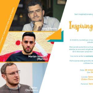 Seri inspiraționale pentru studenți: Inspiring Factor