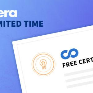 Coursera oferă certificări gratuite pentru 85 de cursuri online